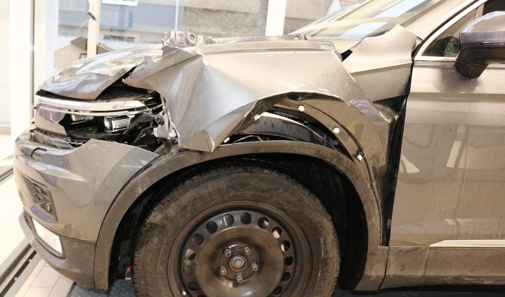 11 wichtige Punkte nach einem Unfall